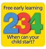 FREE early learning – When can your child start?