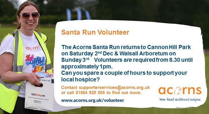Spotlight Volunteer Opportunities November