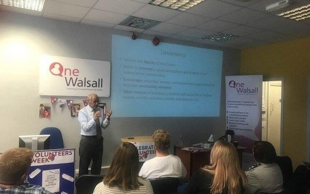One Walsall One Voice Forums – Making Communities Stronger