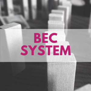 BEC system website image volunteer page