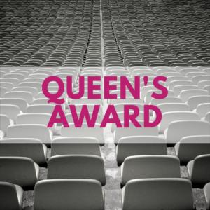 queens awards webiste photo volunteer pages