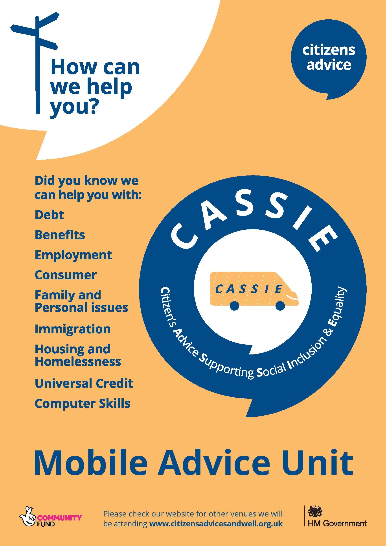 cassie CAB Sandwell