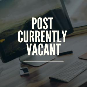 300x300 vacant post image