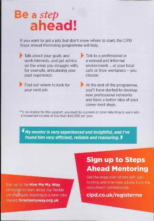 Steps Ahead Mentoring Programme C-page-001