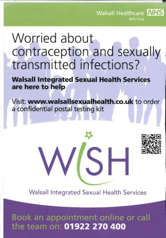 Walsall Integrated Sexual Health Services (WISH) C-page-001