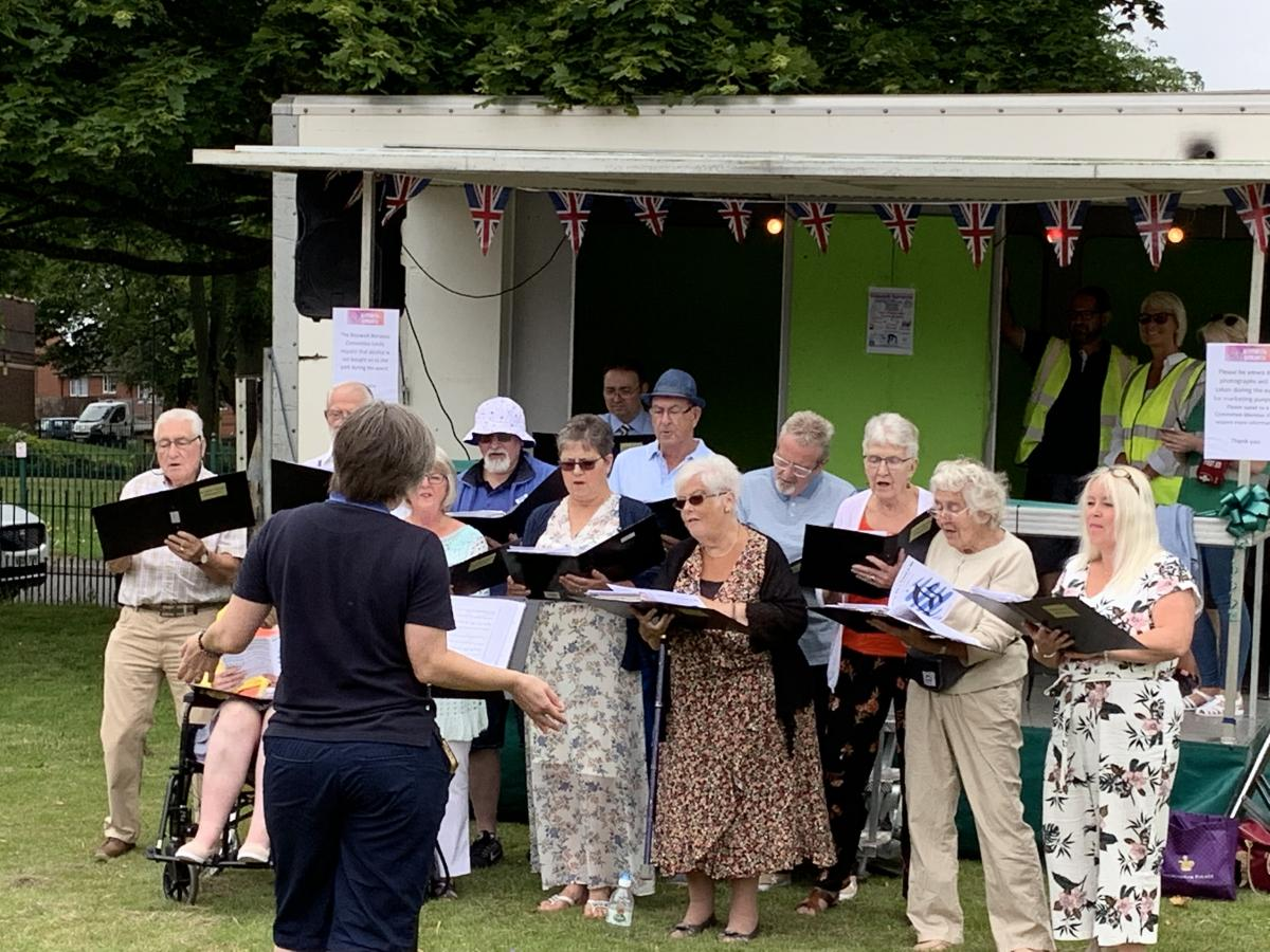Willenhall Singers